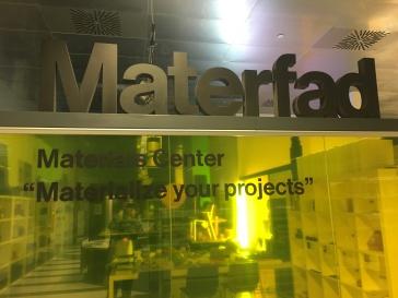 Materfad dins Centre Documentació Museu