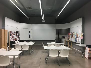 Aula Museu Disseny de Barcelona